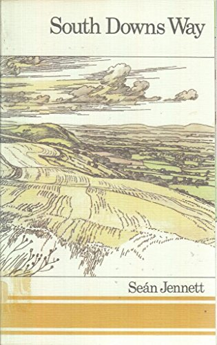 9780117008403: South Downs Way (Long Distance Footpath Guides)