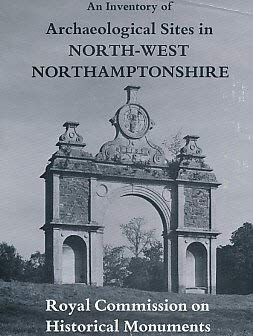 9780117009011: An Inventory of the historical monuments in the County of Northampton