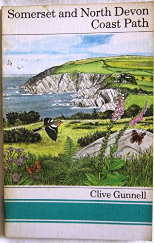 9780117009042: Somerset and North Devon Coast Path (Long Distance Footpath Guide No. 10)