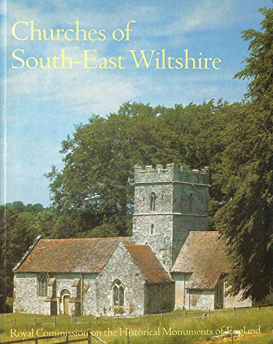 9780117009950: Churches of South-east Wiltshire