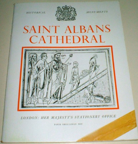9780117011281: A Guide to Saint Albans Cathedral