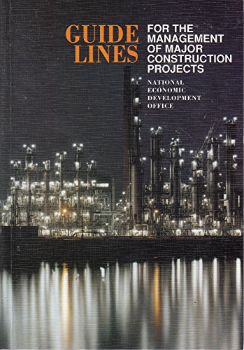 9780117012196: Guidelines for the Management of Major Construction Projects