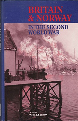 9780117012325: Britain and Norway in the Second World War