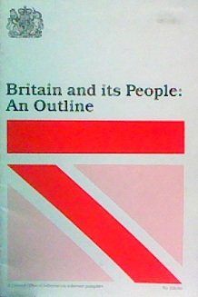 9780117012523: Britain and Its People: An Outline (Reference Pamphlet)