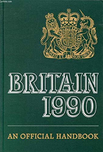 9780117014305: Britain 1990: An Official Handbook
