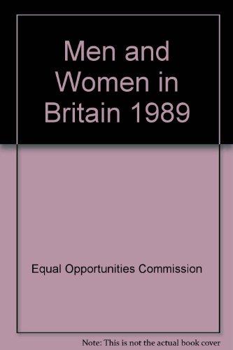9780117014442: Men and Women in Britain 1989