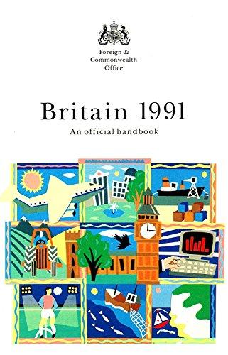 9780117015500: Britain 1991: An Official Handbook