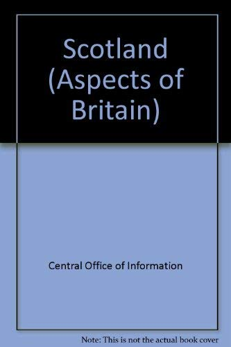 9780117017283: Scotland (Aspects of Britain)
