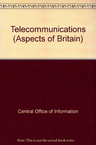 9780117017849: Telecommunications (Aspects of Britain)