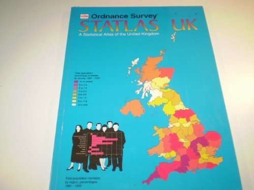 9780117018730: Ordnance Survey Statlas UK: Statistical Atlas of the United Kingdom