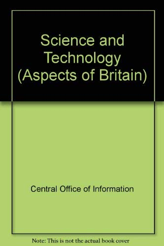 9780117019478: Science and Technology (Aspects of Britain)