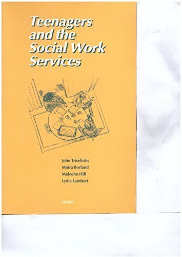 Teenagers and the Social Work Services: Lambert, Lydia, Hill,