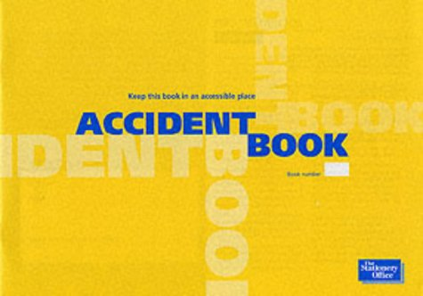 9780117019867: Accident Book