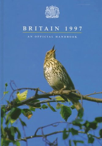 9780117020450: Britain, 1997: An Official Handbook (UK the Official Yearbook of the UK)