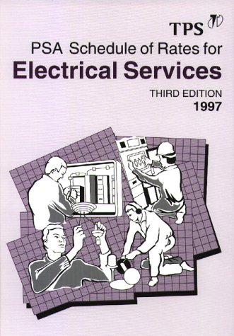 9780117020641: Psa Schedule of Rates for Electrical Services
