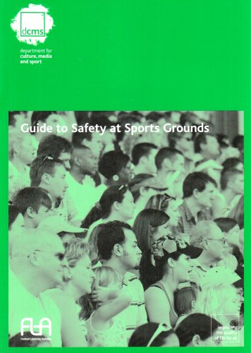 9780117020740: Guide to safety in sports grounds