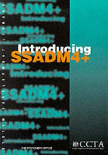 9780117020818: Introducing SSADM 4+: Version 4.2 (System development library)