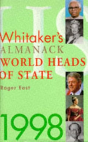 9780117022041: Whitaker's Almanack World Heads of State 1998