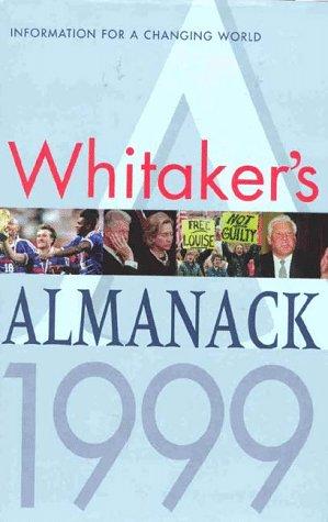 9780117022409: Whitaker's Almanack 1999