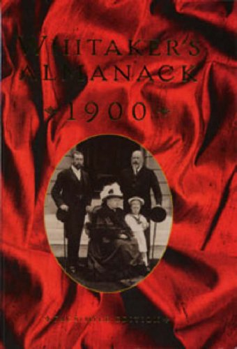9780117022478: Whitaker's Almanack 1900 (Facsimile edition)