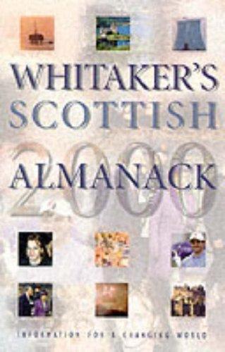 9780117022515: Whitaker's Scottish Almanack 2000