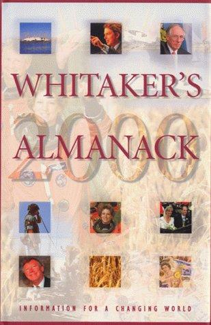 9780117022522: Whitaker's Almanack 2000