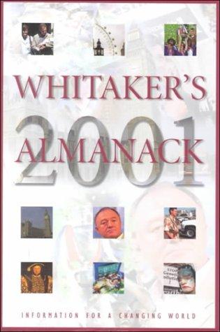 9780117022614: Whitaker's Almanack 2001