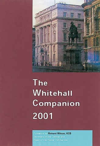 9780117022652: The Whitehall Companion 2001