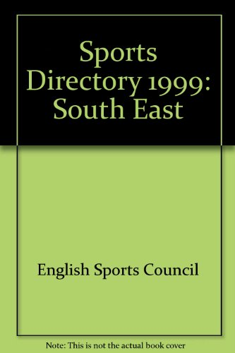 9780117023048: Sports Directory 1999: South East