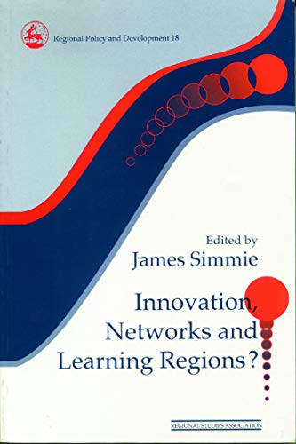 9780117023604: Innovation Networks and Learning Regions? (Regions and Cities)