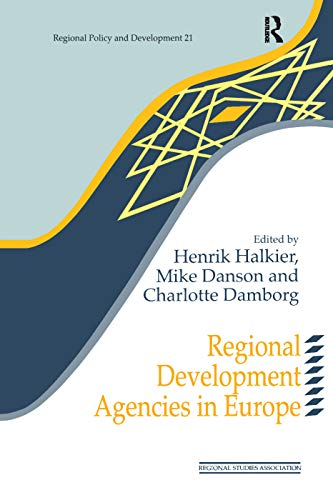 9780117023642: Regional Development Agencies in Europe (Regions and Cities)