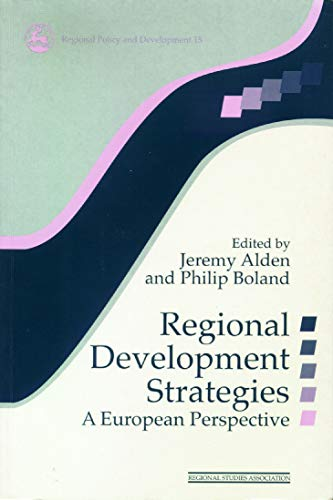 9780117023666: Regional Development Strategies: A European Perspective