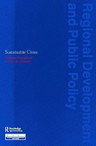 9780117023741: Sustainable Cities (Regions and Cities)