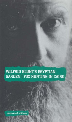 9780117024168: Egyptian Garden: Fox-Hunting In Cairo