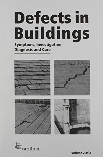 9780117024366: Defects in Buildings: Symptoms, Investigation, Diagnosis and Cure