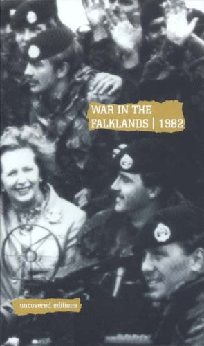 9780117024588: War in the Falklands, 1982 (Uncovered Editions)
