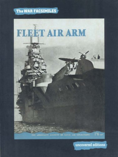 9780117025394: Fleet Air Arm (Uncovered Editions: War Facsimiles)