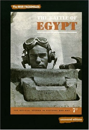 9780117025424: The Battle of Egypt (Uncovered Editions: War Facsimiles)