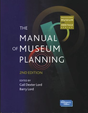 9780117026599: Manual of Museum Planning