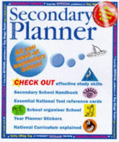 9780117026902: Secondary School Planner (The complete parents kit)