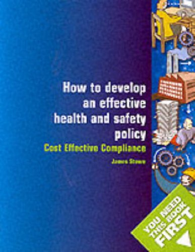 9780117028241: How to Develop an Effective Health and Safety Policy