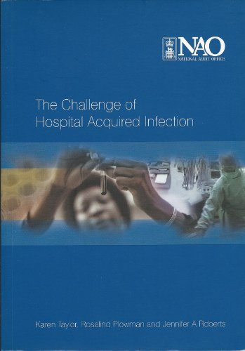 9780117028586: The Challenge of Hospital Acquired Infection
