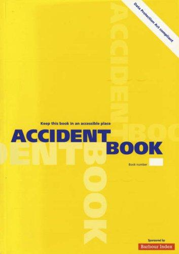 9780117031647: Accident Book 2003
