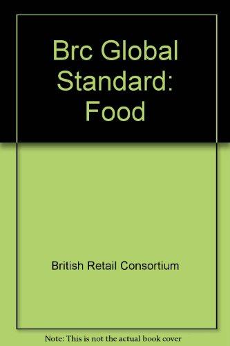 9780117031982: Brc Global Standard: Food