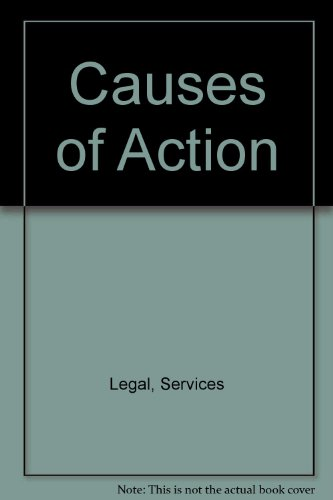 9780117033276: Causes of Action
