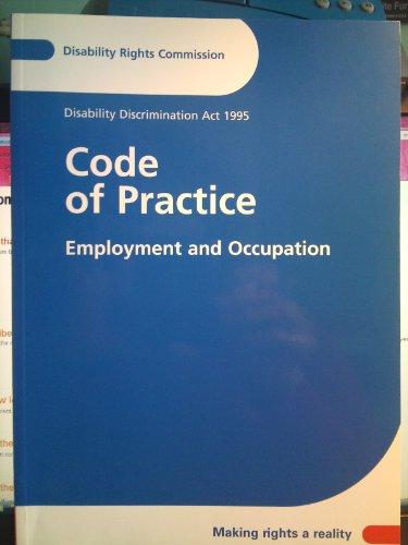 9780117034198: Code of Practice