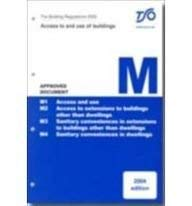 9780117036512: M Access to and Use of Buildings 2004 (Building Regulations)