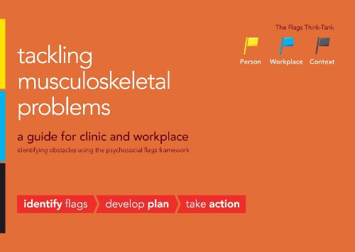 9780117037892: Tackling musculoskeletal problems: a guide for clinic and workplace, identifying obstacles using the psychosocial flags framework