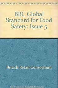 9780117038004: BRC Global Standard for Food Safety: Issue 5