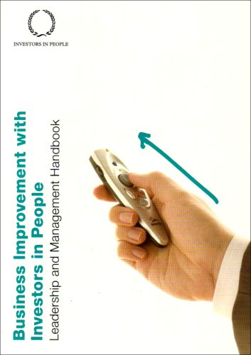 9780117061378: Business Improvement With Investors in People: Leadership and Management Handbook